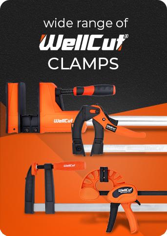 Wellcut Clamps
