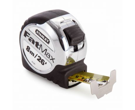 Stanley STA533891 FatMax Xtreme Tape Measure 8m/26ft