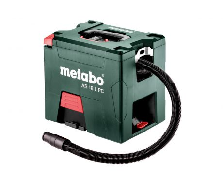 Metabo AS 18 L PC, L-Class Vacuum Cleaner