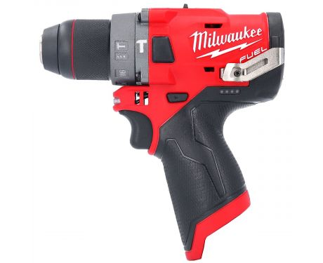 Milwaukee M12FPD-0 M12 Cordless Fuel Percussion Combi Drill Body Only