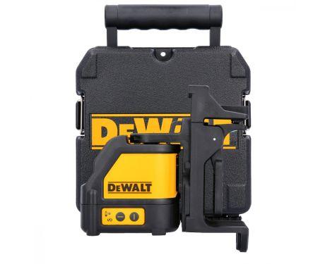 Dewalt DW088K 2 Way Self-Levelling Ultra Bright Cross Line Laser Level Kit