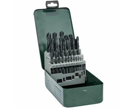 Bosch 25pc HSS-R drill bit set