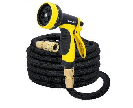 Expanding Garden Hose Pipe with Anti Kink & 10 Mode Spray Gun - 30m100ft TM-EHP110