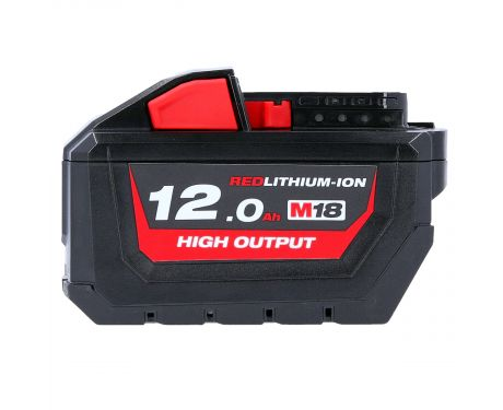 Milwaukee Genuine M18HB12 12.0Ah 18V M18 Fuel Red Lithium Ion Battery